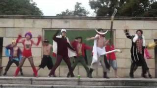 【麦わら海賊団の本気ダンス】ver.マリンフォード頂上決戦 thumbnail