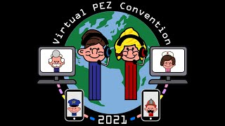 Virtual PEZ Convention 2021 Kickoff: PEZ Creators Panel