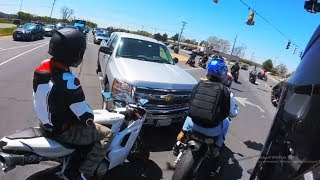 CRAZY, ANGRY PEOPLE VS BIKERS 2018 | Motorcycle Road Rage Compilation 2018  [Ep #60]