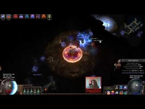 Poe Puncture Bow Build
