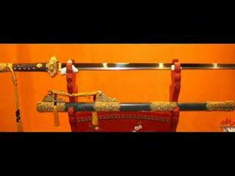 Tang dynasty Chinese swords- the ancestor of Japanese swords