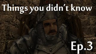 Valley of Mines! *Part 1* - Things you didn't know in Gothic 2 (Ep. 3)
