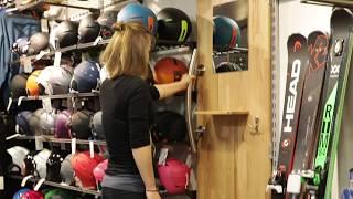 Die Bootsy Wall: Die erste Skistiefel Ausziehhilfe