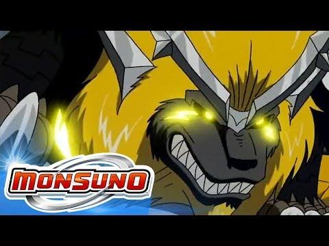 Monsuno | The Best of Driftblade Battles