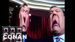 Conan & Andy Are Webcam Clueless