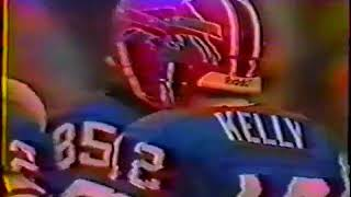 1986 week 11 Dolphins at Bills