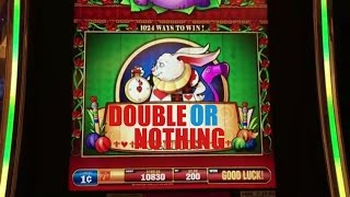 6 Slots in 15 MINS!! ✦ Double or Nothing LIVE PLAY ✦ Harrahs, SoCal