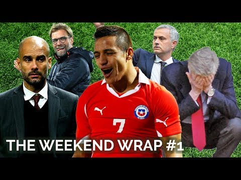 Liverpool 4-3 Man City, Alexis Sanchez Transfer, The Rooney Rule! | THE WEEKEND WRAP #1