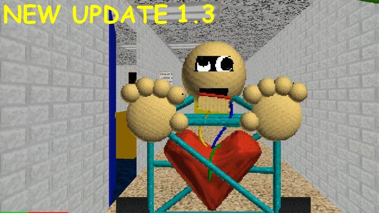 baldis basics apk new update