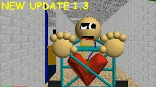 New update 1.3 - Baldi's Basics in Education and Learning