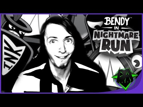 THIS CHEST IS NUTS! | BENDY IN NIGHTMARE RUN | DAGames