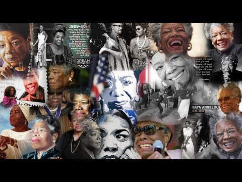 """Maya Angelou """"A Great Poet Remembered"""""""