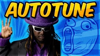 Autotune Singing on Black Ops 2! - Beauty and a Beat Cover