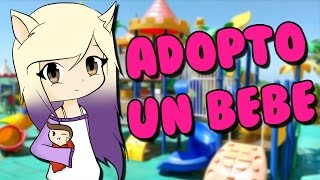 SOY UNA MALA MADRE!! | Roblox Adopt and Raise a Cute Kid
