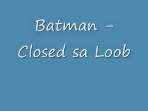 Batman joke time - Batangenyo SUPER COMEDY
