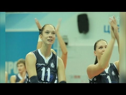 Знаменитая волейболистка Гамова уходит из большого спорта.