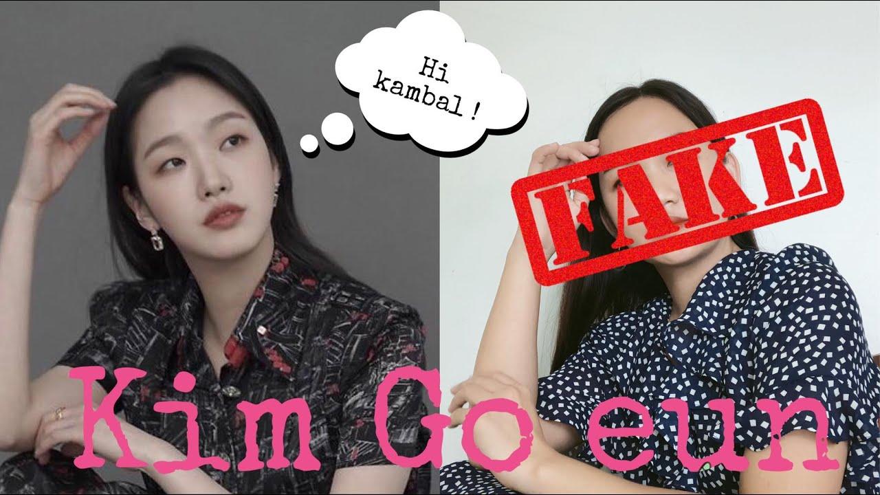 Copying Kim Go eun (The king :Eternal monarch) + May nambato ! // Ces Sevilleja