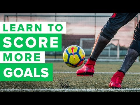 How to improve your finishing   Learn to score more goals