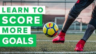 UNISPORT | How to improve your finishing | Learn to score more goals