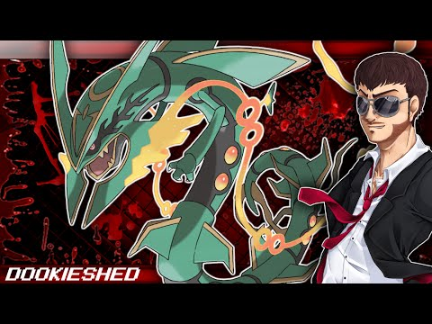 Mega Rayquaza Will F*** You Up