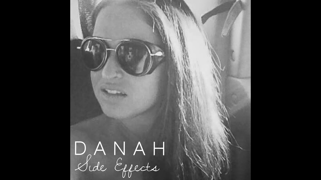 DANAH - Side Effects (lyric video)