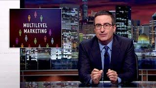 Mercadeo Multinivel: Last Week Tonight With John Oliver (HBO)