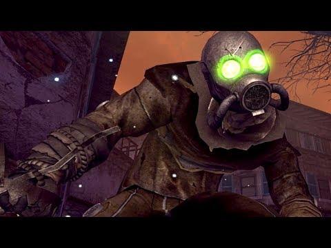 Fallout New Vegas: Dead Money - COURIERS DEATH ENDING (Worst Ending Possible)