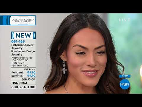 HSN | Designer Gallery with Colleen Lopez Jewelry . https://pixlypro.com/3r7ruRz