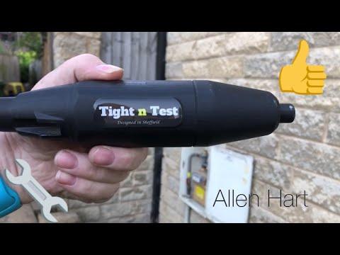 Tight n Test Prototype Testing New Tools