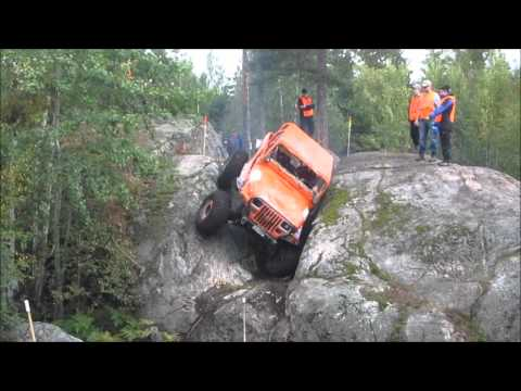 Nordic OffRoad Trial, Raisio, Finland 2012 part1