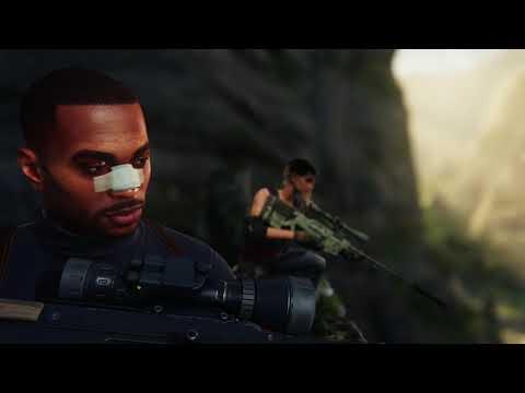 VOD - Laink et Terracid // Hitman Sniper Assassin en streaming