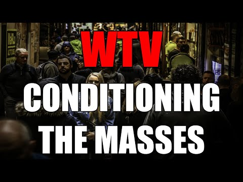 What You Need To Know About CONDITIONING The MASSES