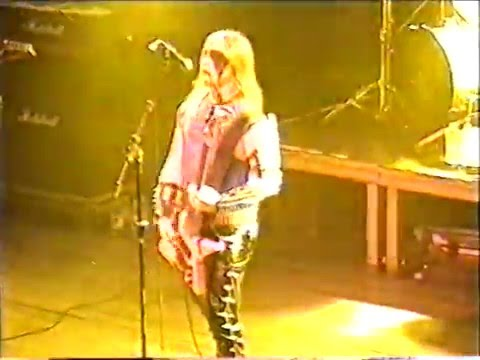 """ENTHRONED - """"Black Goat Ritual (Live in thy Flesh)"""" album with actual footage [Porto Alegre - 2004]"""