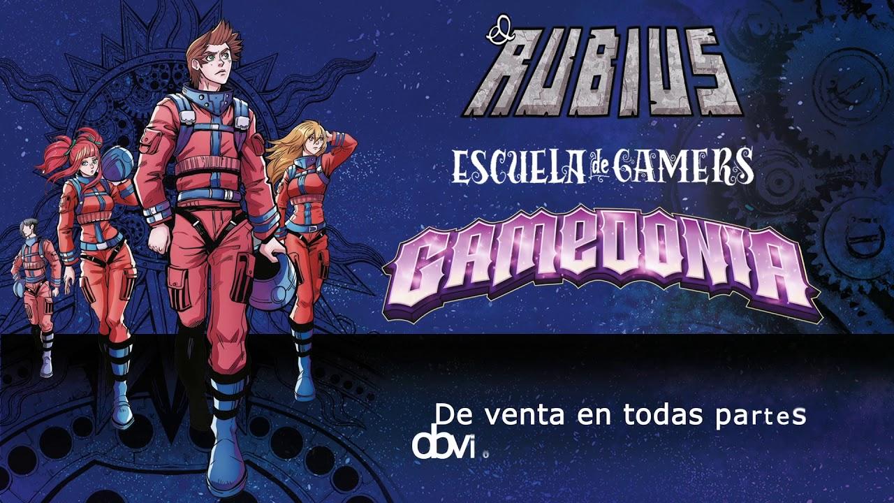 Escuela de Gamers II. Gamedonia - YouTube 7e520a6b3ba