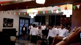 Chef Dance..