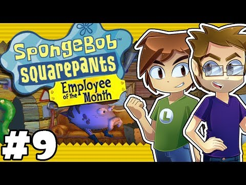 SpongeBob SquarePants: Employee of the Month: Jak & Lev - Part 9