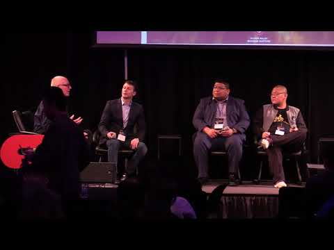 Silicon Valley Business Institute | Blockchain | GDIS 2018 Panel Discussion AM