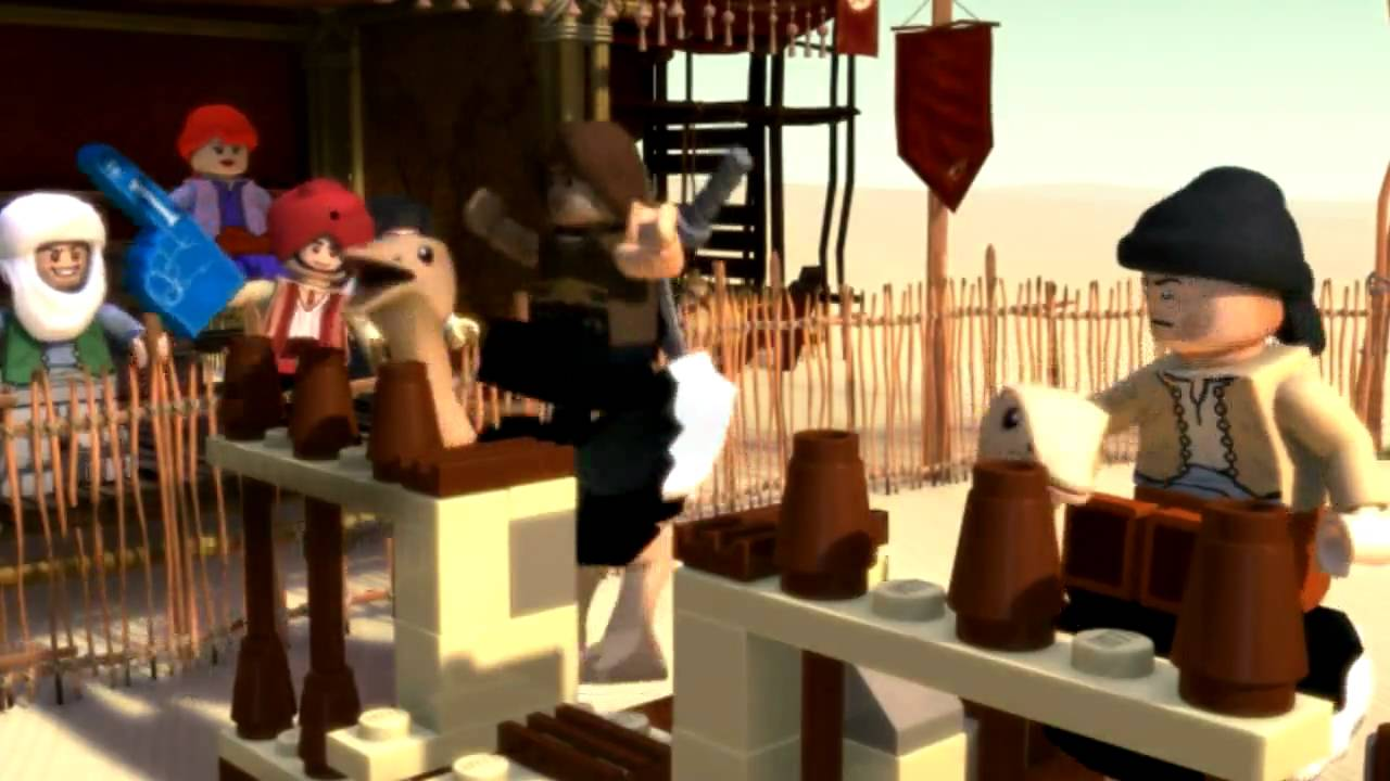 LEGO Prince of Persia Mini Movie: The Official Trailer ...