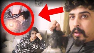 شخص غريب دخل على بيتي وسرق صورة زوجتي 😱 خالد النعيمي