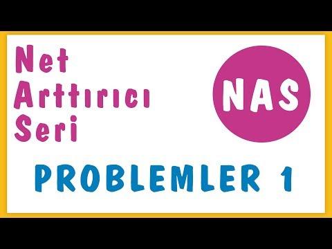 N.a.s. Problemler 1 Şenol Hoca Matematik
