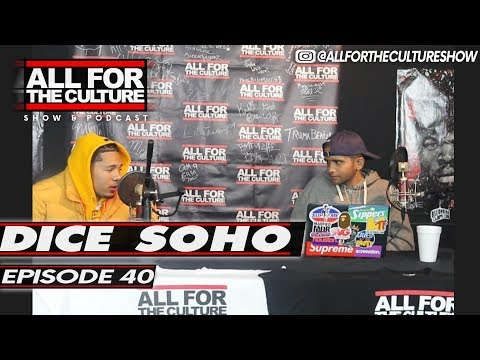 Dice Soho Says Bow Wow Is A Legend & Details Working With Kap G In Atlanta