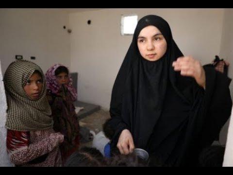 بعد هزيمة داعش .. مصير المئات من نساء التنظيم؟  - نشر قبل 2 ساعة