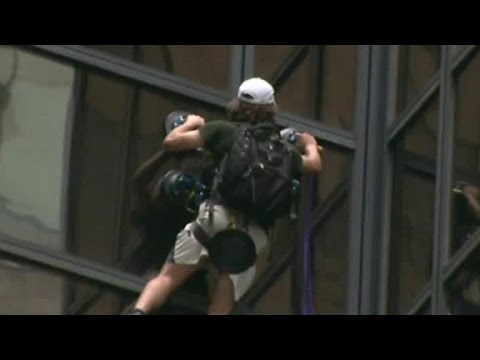 Trump Tower climber wanted meeting with Donald Trump