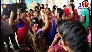 Banjara  Ladies Group  Dance on Yellamma DJ Song in Marriage || 3TV BANJARAA