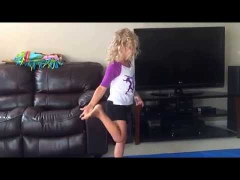 Carla underwater doing underwater gymnastics from YouTube · Duration:  5 minutes 41 seconds