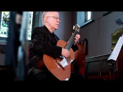 Gigue BWV 1008 by J.S. Bach, performed by John Feeley