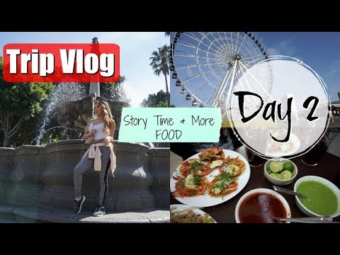 Trip Vlog: Day 2 & Story time