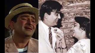Raj Kapoor I Nargis I Sunil Dutt I Drunked Raj Cried Whole Night in Bathtub when she Married