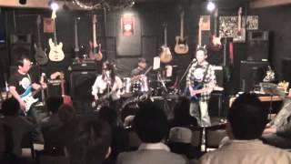 2014/4/27 久米川ポップロック MFR Vol.15 キーン・リジー (as シン・リ...