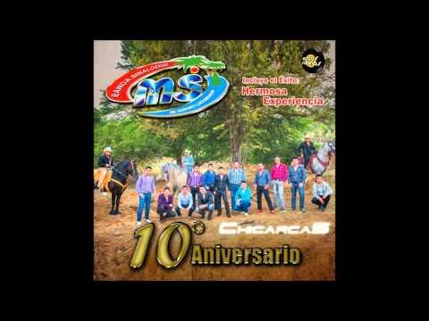 Banda MS -- 10 Aniversario Disco Completo 2013